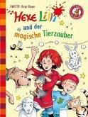 Hexe Lilli und der magische Tierzauber / Hexe Lilli Erstleser Bd.19 (Mängelexemplar)