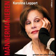 Männermanieren (MP3-Download) - Leppert, Karolina