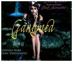 Ganymed, 1 Audio-CD