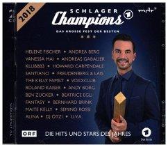 Schlager Champions 2018 - Das große Fest der Besten - Diverse