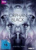 Orphan Black - Staffel 5 DVD-Box