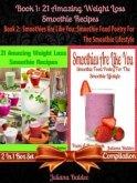 21 Healthy Green Recipes & Fruit Ninja Blender Recipes (eBook, ePUB)