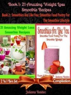 21 Healthy Green Recipes & Fruit Ninja Blender Recipes (eBook, ePUB) - Baldec Juliana