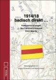 1914/18 badisch direkt ...