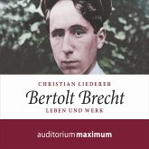 Bertolt Brecht (Ungekürzt) (MP3-Download)