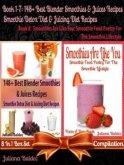 148+ Healthy Green Recipes, Vegetable & Fruit Blender Recipes (eBook, ePUB)