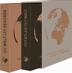 Der Atlas der Welt, Die Welt der Rekorde, 2 Bde.