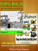 Kinderbuch Für Kinder Und Leseanfänger - Lustige Comic Bilderbücher: Bilderbücher Set (eBook, ePUB)