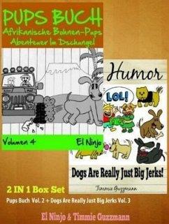 Kinderbuch Für Kinder Und Leseanfänger - Lustige Comic Bilderbücher: Bilderbücher Set (eBook, ePUB) - Ninjo, El