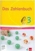 Das Zahlenbuch / Arbeitsheft mit Übungssoftware 3. Schuljahr. Allgemeine Ausgabe ab 2017