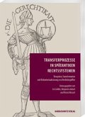 Transferprozesse in spätantiken Rechtssystemen