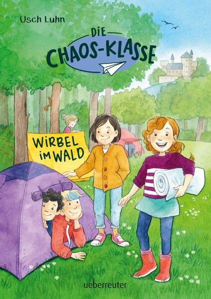 Buch-Reihe Die Chaos-Klasse