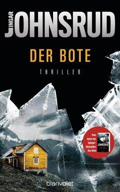 Der Bote / Fredrik Beier Bd.2 (eBook, ePUB) - Johnsrud, Ingar