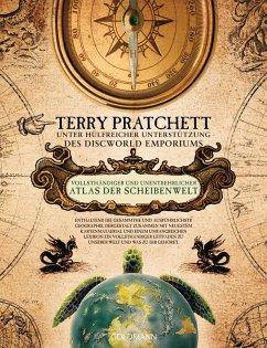 Vollsthändiger und unentbehrlicher Atlas der Scheibenwelt (eBook, ePUB) - Pratchett, Terry