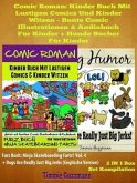 Comic Roman: Kinder Buch Mit Lustigen Comics Und Kinder Witzen - Bunte Comic Illustrationen & Audiobuch für Kinder + Hunde Bücher für Kinder: 2 In 1 Furz Buch Box Set (eBook, ePUB)
