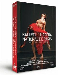 Orpheus And Eurydice/Tribute To J.Robbins/Rain - Ballet De L'Opera National De Paris