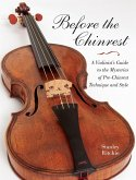 Before the Chinrest (eBook, ePUB)