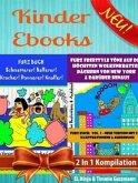 Kinder Ebooks: Lustige Kinder Bilderbücher und Kinderwitze (Bestseller Kinder) (eBook, ePUB)