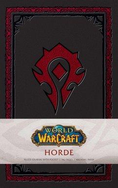 World of Warcraft: Horde Hardcover Ruled Journal