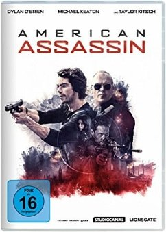 American Assassin - O'Brien,Dylan/Keaton,Michael