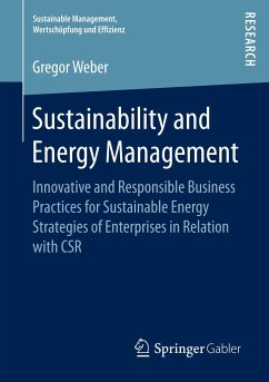 Sustainability and Energy Management - Weber, Gregor