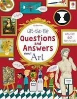 Lift-the-flap Questions and Answers about Art - Daynes, Katie; Daynes, Katie
