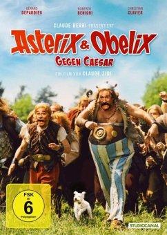 Asterix & Obelix gegen Cäsar - Depardieu,Gerard/Clavier,Christian