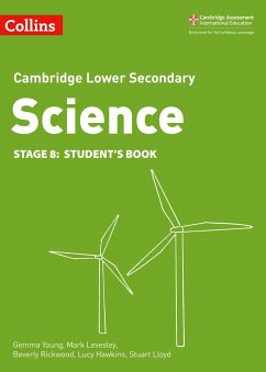Lower Secondary Science Student's Book: Stage 8 - Rickwood, Beverly; Young, Gemma; Levesley, Mark