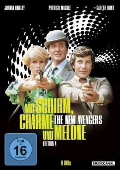 Mit Schirm, Charme und Melone - Edition 4 (8 Di...