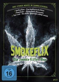 Smokeflix - Die zweite Kiffer-Box (3 Discs)