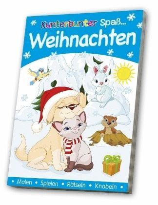 Kunterbunter Spass Weihnachten Portofrei Bei Bucher De Bestellen