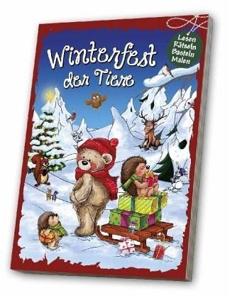 Winterfest Der Tiere Portofrei Bei Bucher De Bestellen