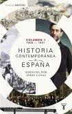 Historia contemporánea de España, T.I: 1808-1931