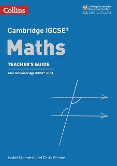 Cambridge IGCSE (R) Maths Teacher´s Guide