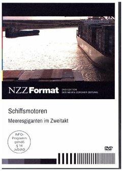 Schiffsmotoren: Meeresgiganten im Zweitakt, 1 DVD