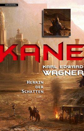 Buch-Reihe Kane-Saga