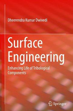 Surface Engineering - Dwivedi, Dheerendra Kumar