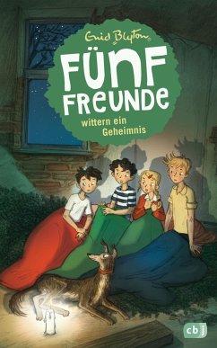 Fünf Freunde wittern ein Geheimnis / Fünf Freunde Bd.15 (Mängelexemplar) - Blyton, Enid