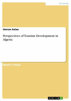 9783668555655 - Aslan, Umran: Perspectives of Tourism Development in Algeria - Buch