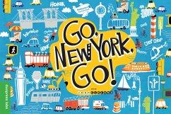 Go, New York, Go! (eBook, PDF)