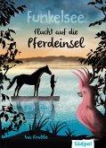 Funkelsee - Flucht auf die Pferdeinsel (Band 1) (eBook, ePUB)