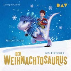 Der Weihnachtosaurus (MP3-Download) - Fletcher, Tom