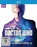 Doctor Who - Die komplette 10. Staffel BLU-RAY Box