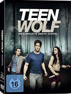 Teen Wolf - Die Komplette zweite Staffel BLU-RAY Box - Teen Wolf
