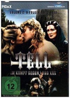 Tell - Im Kampf gegen Lord Xax - Vol. 2 (Folgen 9-16) DVD-Box