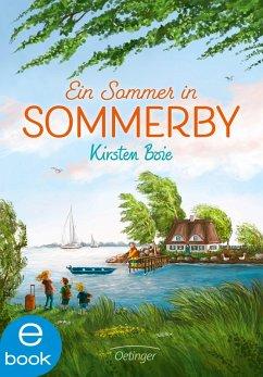 Ein Sommer in Sommerby (eBook, ePUB) - Boie, Kirsten
