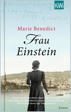 Frau Einstein (eBook, ePUB) - Benedict, Marie