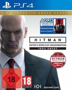 HITMAN: Die komplette erste Season (PlayStation 4)