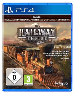 Railway Empire (PlayStation 4)