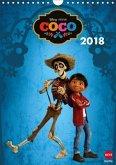 Coco: Lebendiger als das Leben! (Wandkalender 2018 DIN A4 hoch)